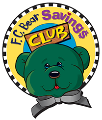 FCBear Savings Club Account Accent Photo